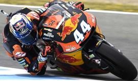 Moto2: Miguel Oliveira foi 3.º no GP de Espanha