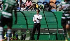 Domingos destaca feito histórico frente ao Sporting em tempos difíceis