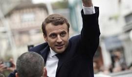 Eleições em França: Projeções dão vitória a Macron