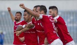 Santa Clara-Olhanense, 3-0: Golos surgiram apenas na 2.ª parte
