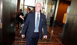 Gianni Infantino: «Finanças da FIFA são extremamente sólidas»