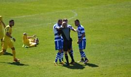 Rio Tinto anuncia falta de comparência ao jogo com o Canelas