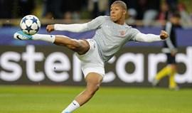 Mbappé fora da lista francesa