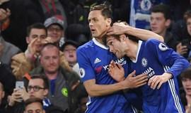 Chelsea vence e pode ser campeão na próxima jornada