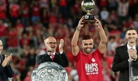 Israel: Miguel Vítor eleito o melhor jogador do campeonato