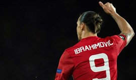 Ibrahimovic: «Bjorn Borgé o único sueco que chegou ao meu nível»
