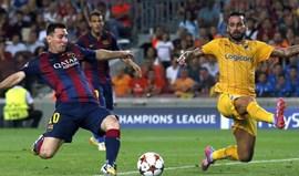 Mário Sérgio: «É uma honra estar na coleção de Messi»