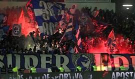 FC Porto e Sporting multados por cânticos contra... Benfica
