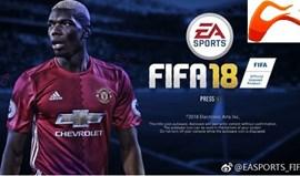 FIFA 18: Paul Pogba na capa do jogo