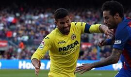 Villarreal chega a acordo com Milan por Musacchio
