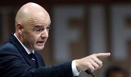 Gianni Infantino diz que a nova FIFA é uma democracia, não uma ditadura