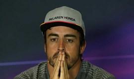 Fernando Alonso lança ultimato à McLaren