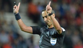 Jorge Sousa no jogo que pode valer o tetra ao Benfica