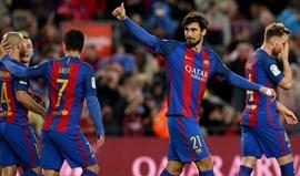 André Gomes não está à venda, garante o Barcelona