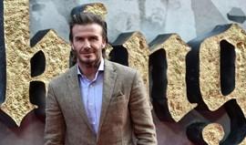 Guy Ritchie: «David Beckham é um ator talentoso»