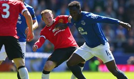 Lukaku 'empurra' Rooney para fora do Manchester United