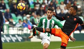 Sporting estará a negociar Piccini com o Betis