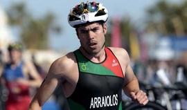 Miguel Arraiolos foi 36.º em Yokohama