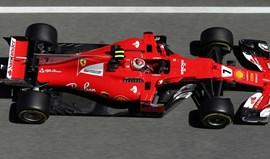 GP de Espanha: Ferrari responde com melhor registo dos treinos