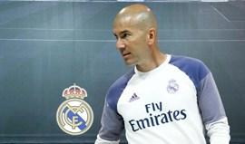 Zidane: «Temos mais possibilidades do que nunca»