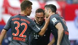 Bayern Munique vence Leipzig em jogo de loucos