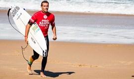 Frederico Morais eliminado na terceira ronda no Rio de Janeiro