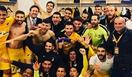 Chipre: APOEL Nicósia conquista quinto título consecutivo