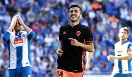 Valencia vence Espanyol com golo solitário de Gayà