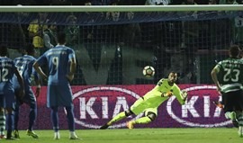 A crónica do Feirense-Sporting, 2-1: Manta com muitas cores