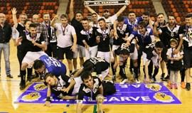 Farense conquista Taça do Algarve