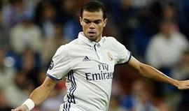 Pepe a caminho do Inter Milão