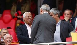 FC Porto 'atira-se' a António Costa e Centeno pelo carimbo de legitimidade que dão a Vieira