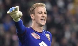 Presidente do Torino não esperava tantos erros de... Joe Hart