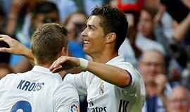 Real Madrid-Sevilha, 4-1