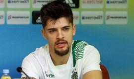 Leo lesionou-se no jogo com o Benfica