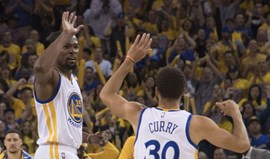 Warriors vencem Spurs no primeiro encontro da final de Oeste