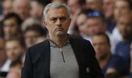 José Mourinho fora dos nomeados para treinador do ano na Premier League