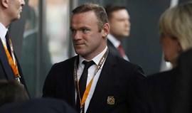 Rooney 'derreteu' quase 600 mil euros num casino... em duas horas