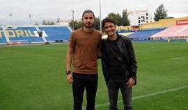 Bebeto: «O Mattheus está superfeliz por ir para o Sporting»