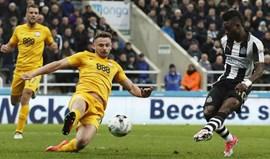 Newcastle exerce direito de opção e paga 7,3 milhões de euros por Christian Atsu