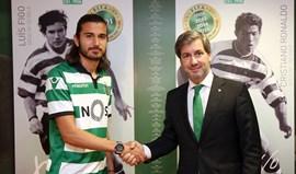 Mattheus Oliveira oficializado como reforço do Sporting até 2022