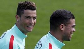 Ronaldo deixa FIFA em suspenso