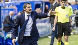 Só uma cláusula pode inviabilizar o contrato de Valverde com o Barcelona