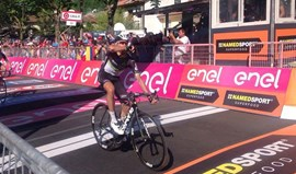 Rui Costa segundo em etapa ganha por Omar Fraile