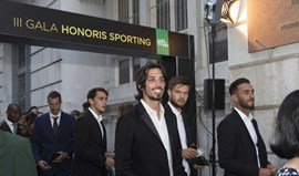 Gala Honoris Sporting realiza-se a 30 de junho