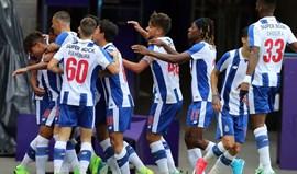 Sunderland Sub-23-FC Porto B, 0-5