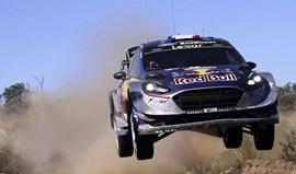Rali de Portugal: Ogier pensa mais no campeonato do que no recorde de Markku Alen