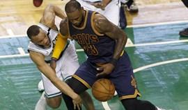 Cavaliers entram na final de Este com um triunfo em casa dos Celtics