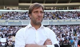 Pedro Martins vai premiar gente que trabalhou muito frente ao Feirense