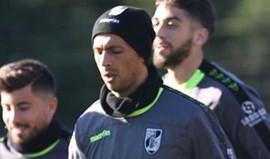 Pedro Martins quer continuidade de Moreno na próxima época